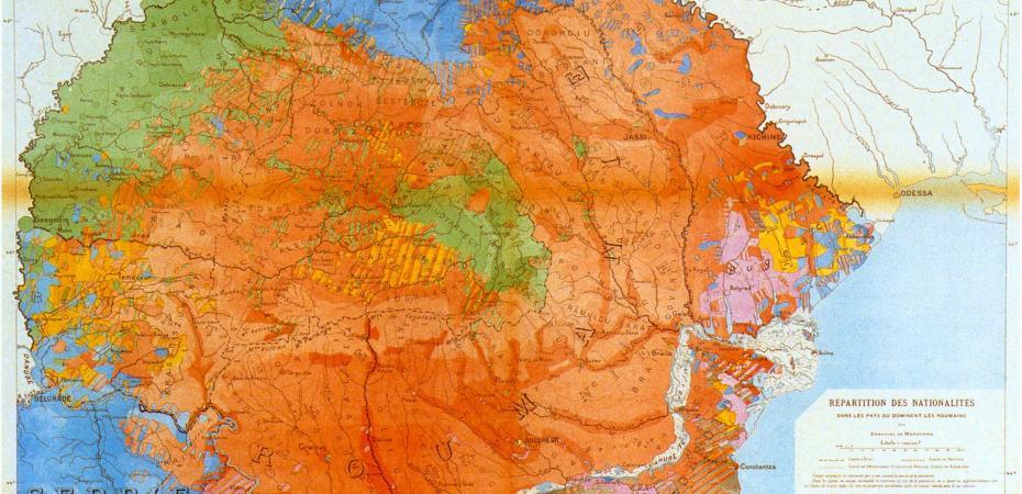Harta Marea Unire
