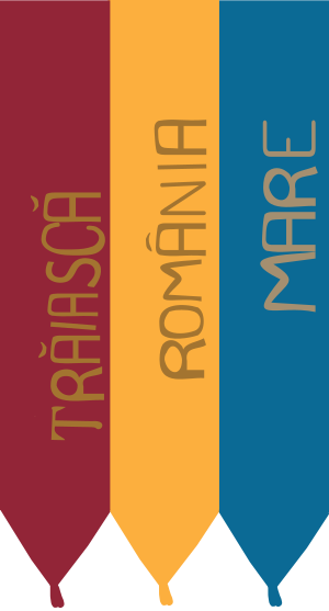 Steagul Corpului Voluntarilor Ardeleni