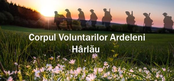 corpul voluntarilor ardeleni Hârlau